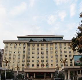 南阳市工商局办公楼
