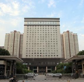 南阳市财政局办公楼
